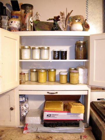 wax-cabinet